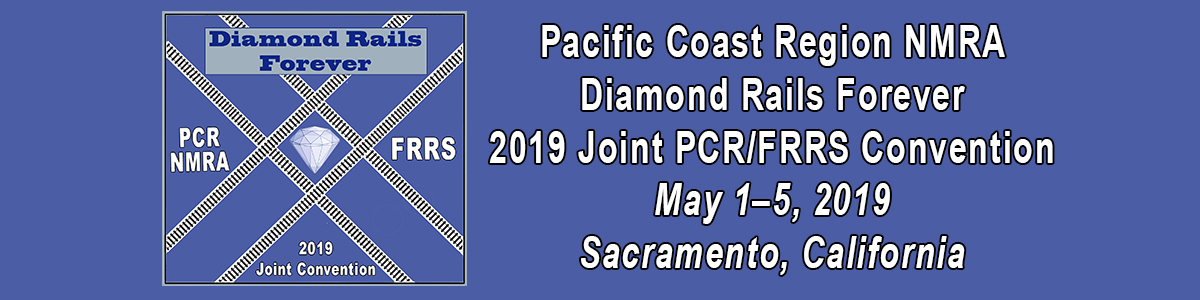 PCR NMRA 2019 Convention