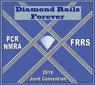 Diamond Rails Forever 2019  logo